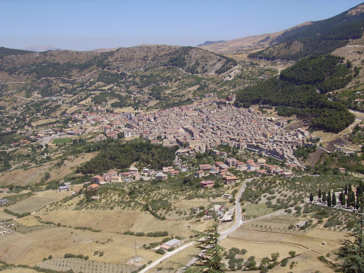 Santo Stefano Quisquina Italy  City new picture : Santo Stefano Quisquina Sicily Italy My family came from this town ...