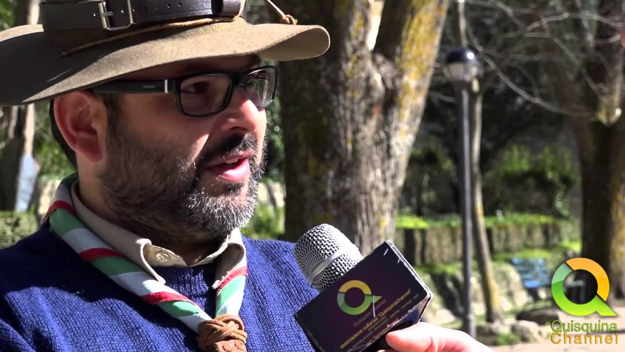 B.P. day degli Scout a Santo Stefano Quisquina