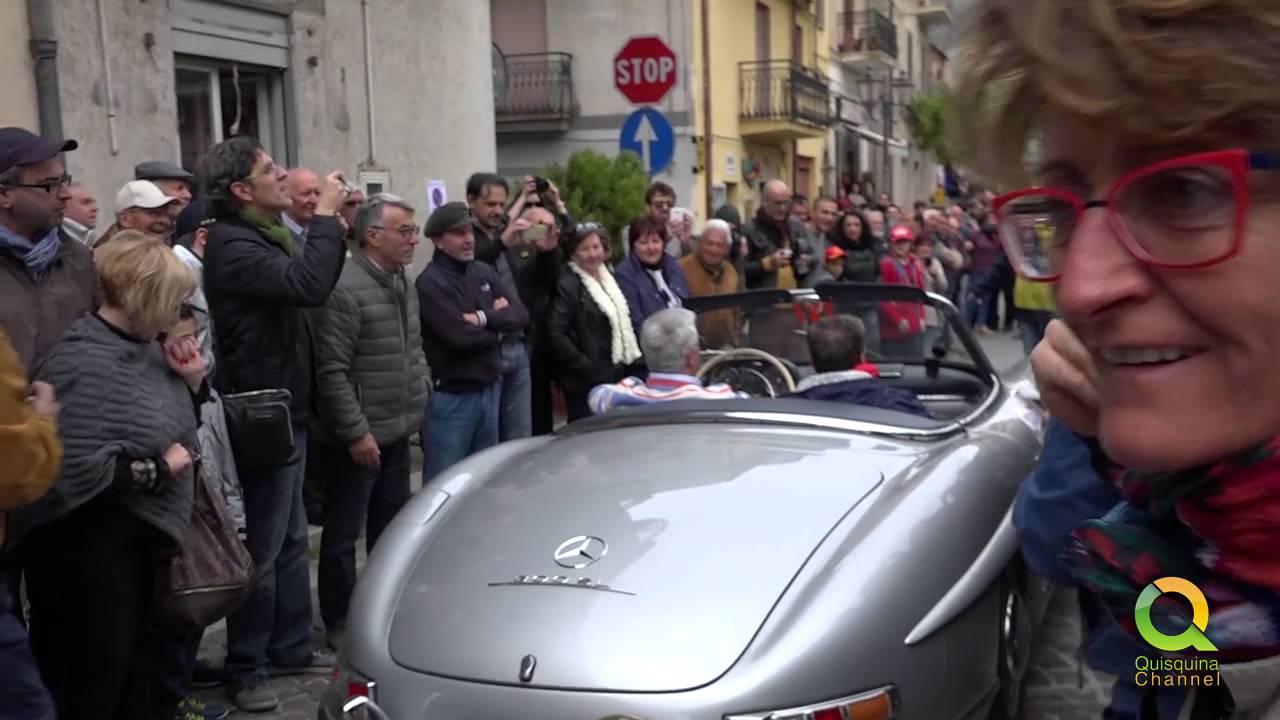 100° Targa Florio – Tappa a Santo Stefano Quisquina